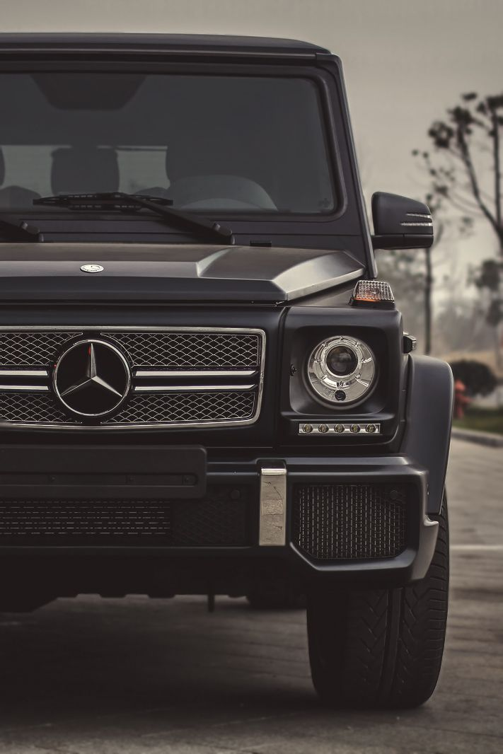 Discovering the Allure of the Mercedes Benz G63