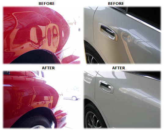 Reasons to go for paintless dent removal