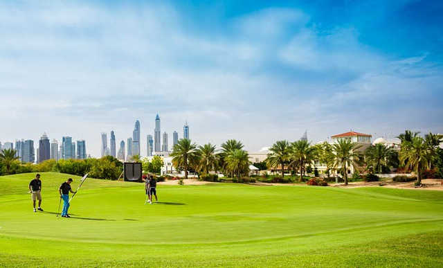 Dubai as a Golf Destination