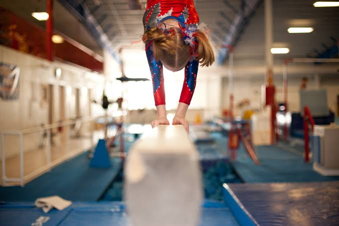 A quick word on usefulness of gymnastics in your child's life