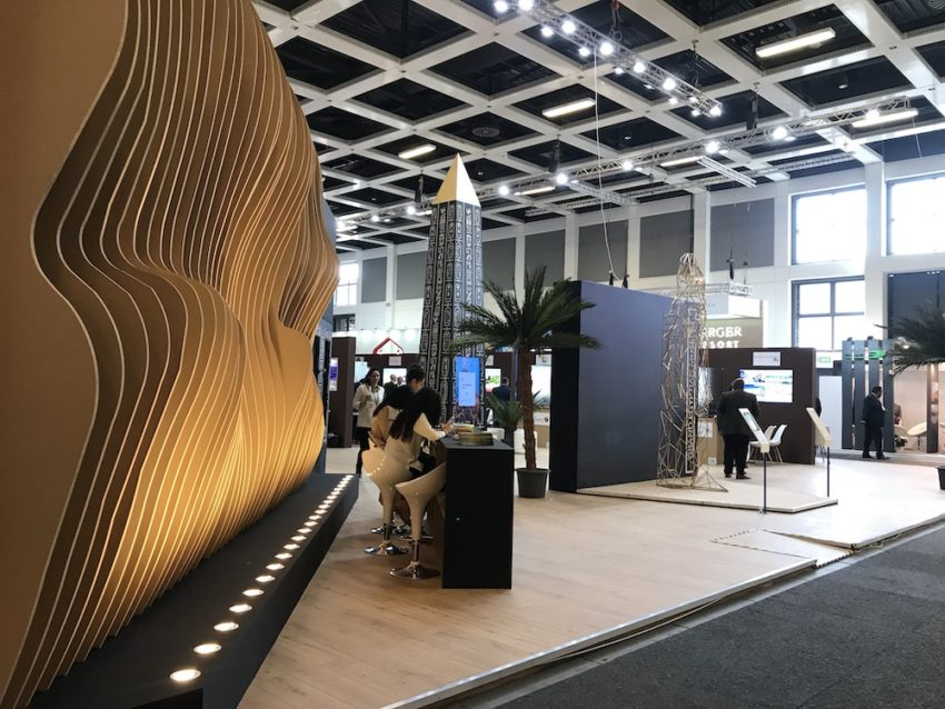Benefits of hiring an exhibition stand builder